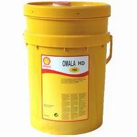 Редукторное масло Shell Omala HD