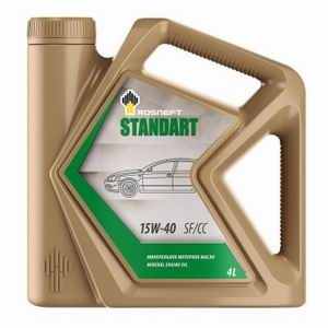 Моторное масло Rosneft Standart