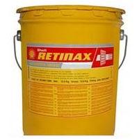 Пластичная смазка Shell Retinax HDX 2