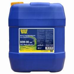 Трансмиссионное масло WEGO 80W-90 GL-5