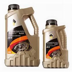 Синтетическое моторное масло Роснефть Premium 5W-40