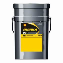 Shell Rimula R6 Ms 10W 40