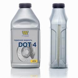 Тормозная жидкость WEGO DOT 4
