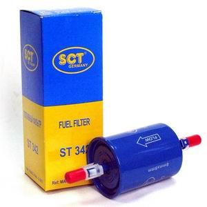 SCT топливные фильтры