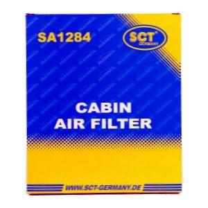 SCT салонные фильтры