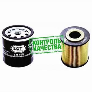 SCT масляные фильтры