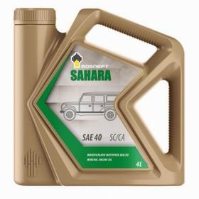 Масло Роснефть Sahara