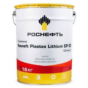 Rosneft Plastex Lithium EP00